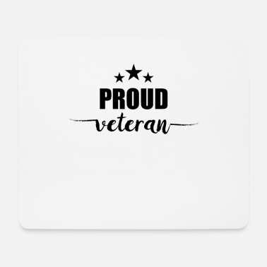 Veteran Military Veteran Veterans Veteran Veterans Day - Mouse Pad