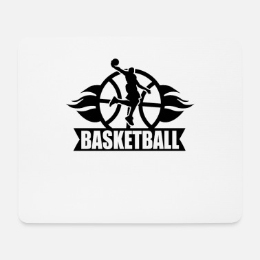 B Ball B-Ball - Mouse Pad