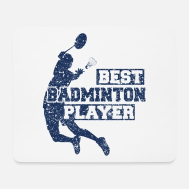 Badminton Badminton badminton badminton badminton - Tappetino mouse
