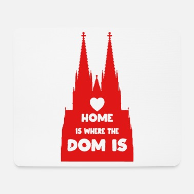 Cologne Cathedral Cologne cathedral - Mouse Pad