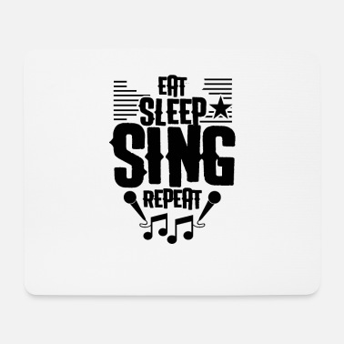 To Sing To sing - Mouse Pad
