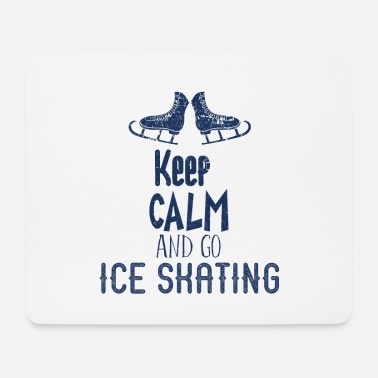 Ice Skating Ice skating Figure skating Ice skating Ice skating Sport - Mouse Pad