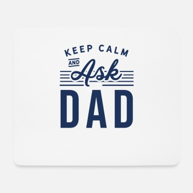Fathers Day Father's Day Father's Day Father's Day Father's Day - Mouse Pad