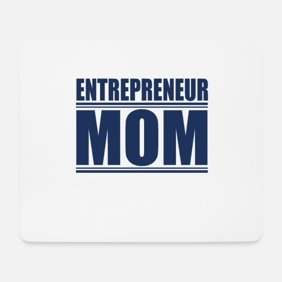 Self Employed Mouse Pads - Entrepreneurship CeO Entrepreneur Entrepreneur Job - Mouse Pad white