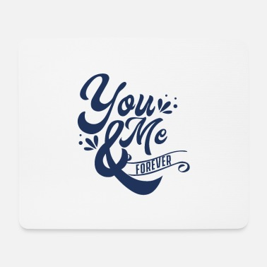 Valentine's Day Valentine's Day Date Valentine's Day - Mouse Pad