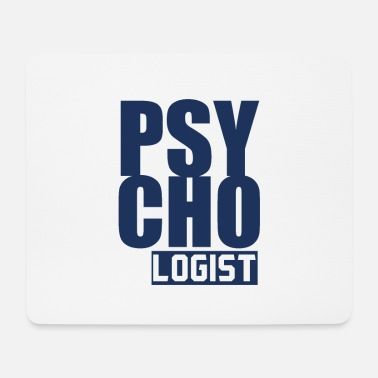 Psychologie Psychologen Therapie Gehirn Psychologe Psychologie - Mousepad