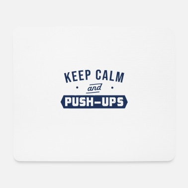 Push Up Pushups Push Up Fitness Sport - Mouse Pad