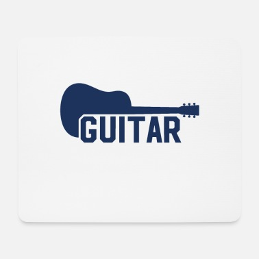 Electric Guitar electric guitar - Mouse Pad