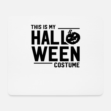 Halloween Halloween Halloween Halloween Halloween - Mouse Pad