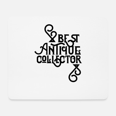 Antiques Hobby Collect Collectors Antique Collection Antiques Hobbies - Mouse Pad