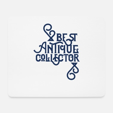 Collection collect collection collectors antique antiques - Mouse Pad