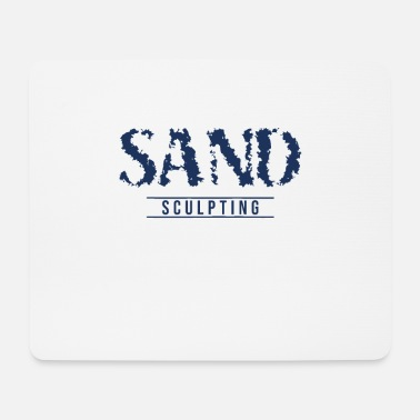 Sand Sand mold Sand mold Sand castles Sand castle building - Mouse Pad