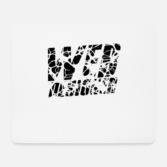 Gift Idea Mouse Pads - Web Designer - Mouse Pad white