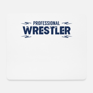 Wrestling Wrestling Freestyle Wrestling Wrestling Ring Wrestling - Mouse Pad