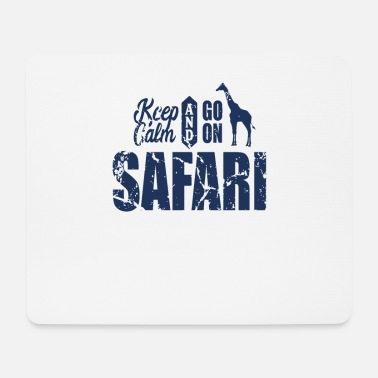 Tourism Safari tourism - Mouse Pad