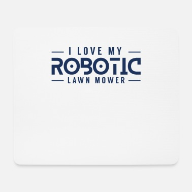 Mower Robotic Mower Robot Grass Lawn Lawn Mower Mower - Mouse Pad