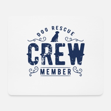 Rescue Dog Dog rescue - Mouse Pad