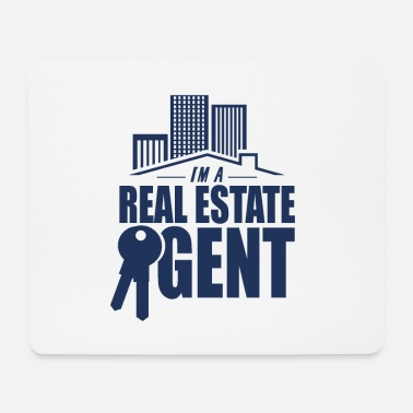 Real Estate Real estate Agents - Mouse Pad