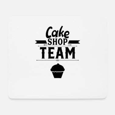 Cupcake Confectionery team - Mouse Pad
