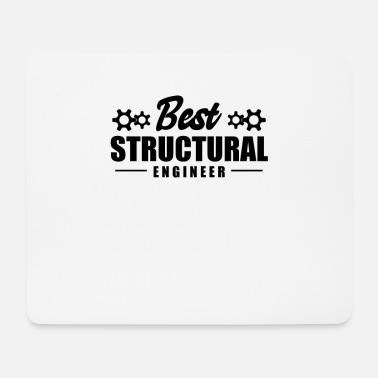 Structure Team structural engineer structural engineer structural engineer - Mouse Pad