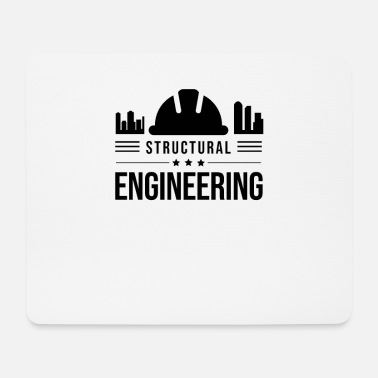 Structure Structural engineering team structural engineer structural engineer - Mouse Pad