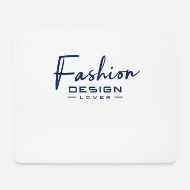 Fashion Fashion fashion fashion designer design fashion design - Mouse Pad