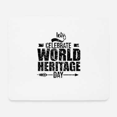 Label World Heritage Day Holiday World Heritage World Heritage Day - Muismat