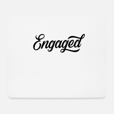 Engagement Marriage proposal engagement engagement engagement proposal engagement - Mouse Pad