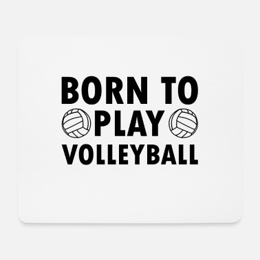 Volleyball Player Volleyball volleyball players - Mouse Pad