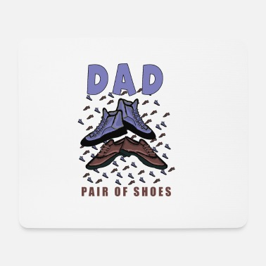 dad father dad father's day gift - Mouse Pad