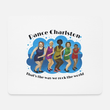 Women rock the world - Mousepad