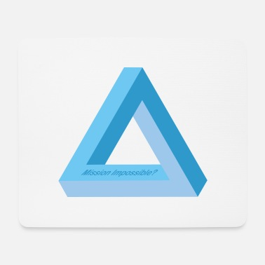 Decepticon Mission Impossible (Blue Triangle Edition) - Mouse Pad