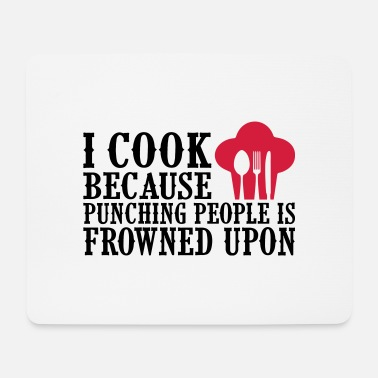 Restaurant Hobby Cooking - Mousepad (Querformat)