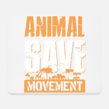 Animal Rights Activists Animal welfare animal rights activists - Mouse Pad