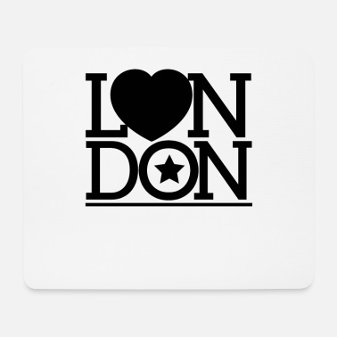 London London London London - Mousepad