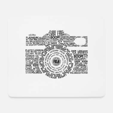Keyword Camera keywords - Mouse Pad
