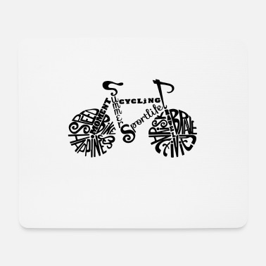 Bicycling Bicycle, bicycle, bicycle - Mouse Pad