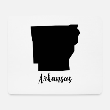 Arkansas Arkansas - Mousepad