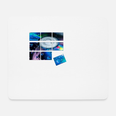 CD in 9 parts - Mouse Pad