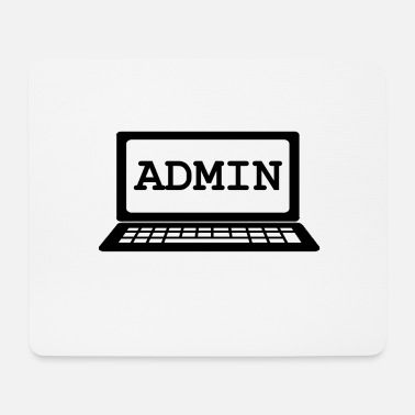 Admin Admin Admin IT System admin - Mouse Pad