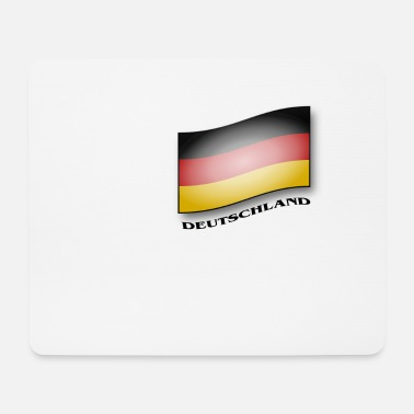 Flag Of Germany Germany flag - Germany flag - Mouse Pad