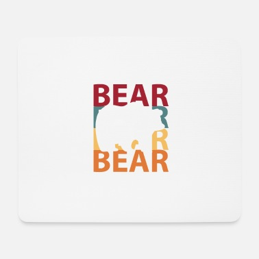 Bar Bär Bären - Mousepad
