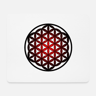 Zen Flower of Life, Esoteric, Flower of Life, Yoga - Muismatje (landscape)