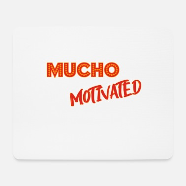 Motive motivation. motivated. motivated. - Mouse Pad