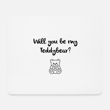 Cuddel Schwul gay Bear woof growler scruff Teddy pride - Mousepad