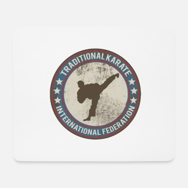 Tradition traditional karate - Mouse Pad