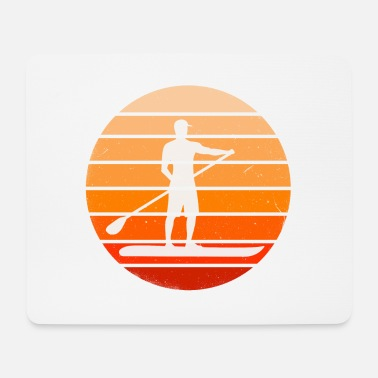 Stand Up Paddling SUP Sport - Mouse Pad