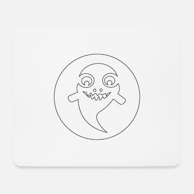 Halloween costume - Mouse Pad