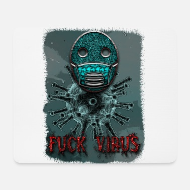 Pathogen The crappy virus - Mouse Pad