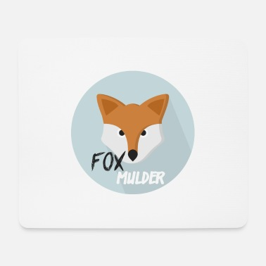 Officialbrands Fox Mulder T-shirt - Tapis de souris
